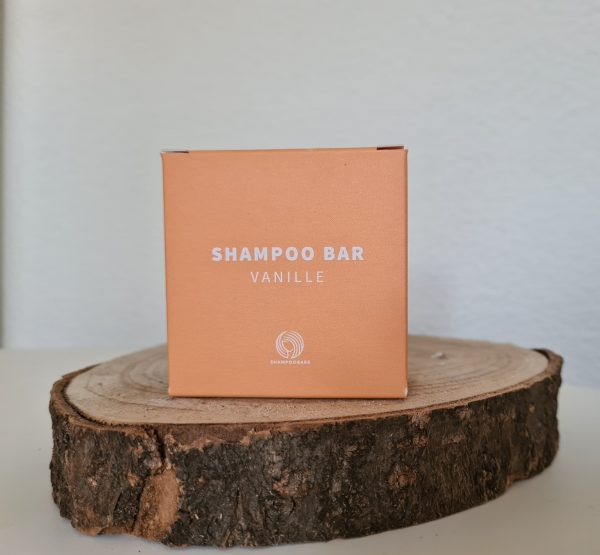Shampoobar Vanille. Insideout by sam
