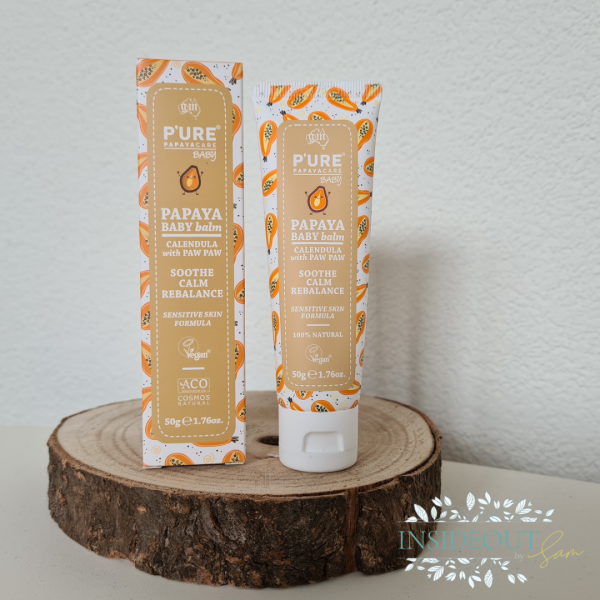 Pure Baby Balm. Insideout by Sam.