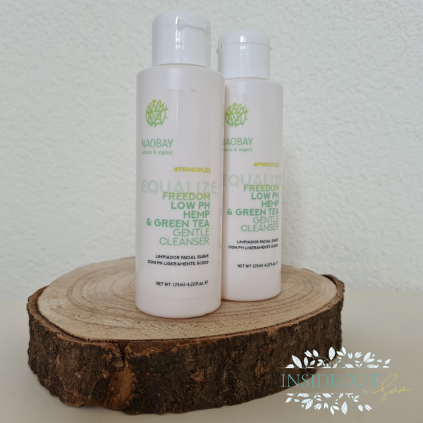 Naobay Gel Cleanser. Insideout by Sam